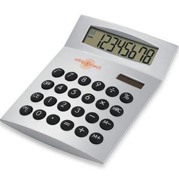 حاسبة مكتب مع محول عملة اليورو