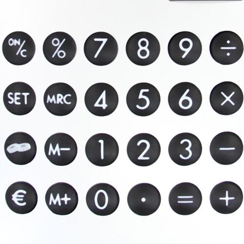 Desk Calculator With Euro Currency converter Image 6