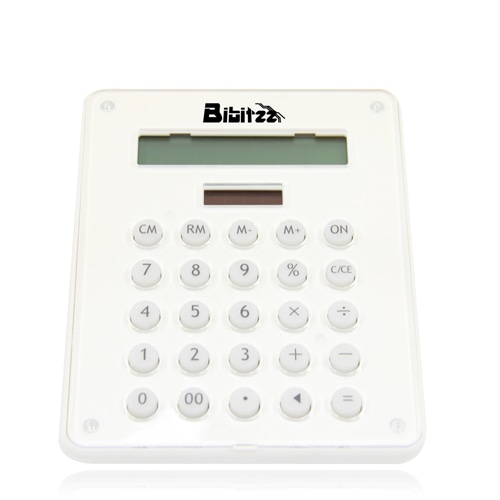 Full Color Print Desk Calculator