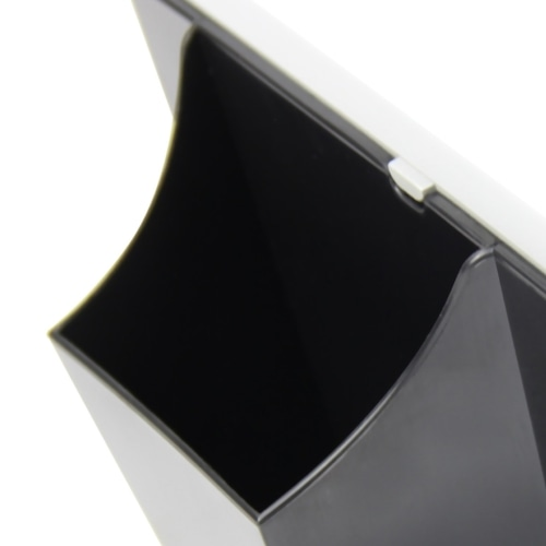 Photo Frame Pen Holder Clock Image 6