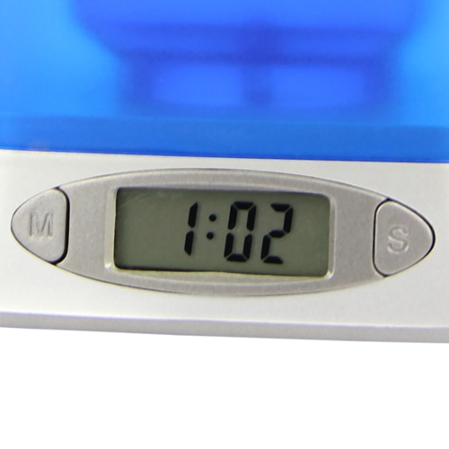 Ace Pen Holder With Time And Alarm Image 8