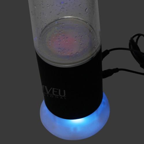 Led Fountain Desk Lamp Speaker
