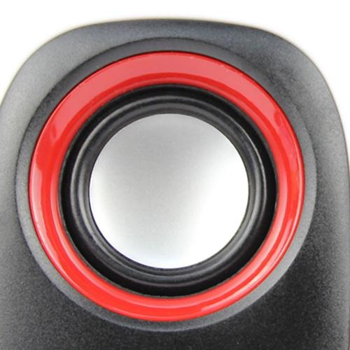 Deluxe Audio Desktop Speakers