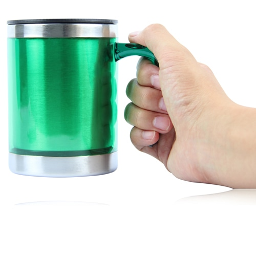450ML Translucent Travel Mug