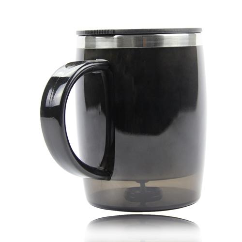 450ML Drum Shape Travel Mug Image 1