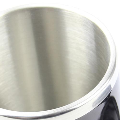 450ML Drum Shape Travel Mug Image 4