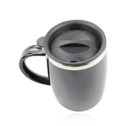 450ML Drum Shape Travel Mug Image 6
