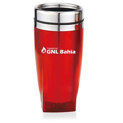 450ML Square Bottom Travel Mug