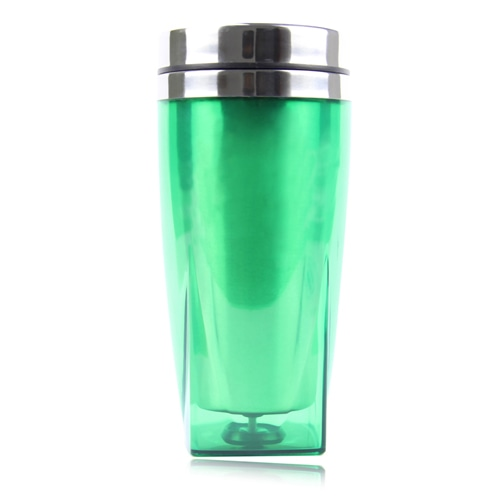 450ML Square Bottom Travel Mug Image 1