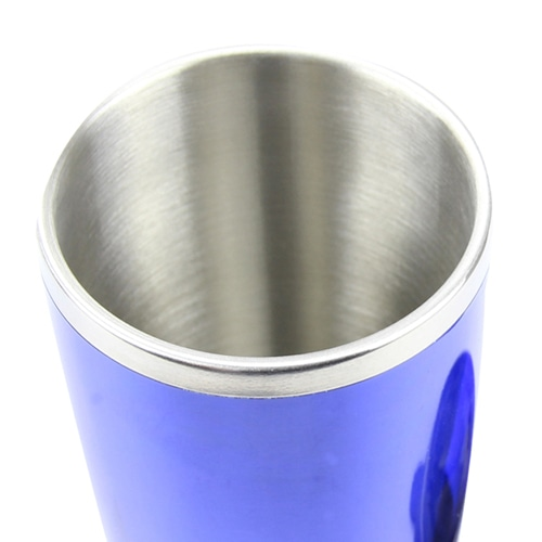 350ML Blatant Steel Bottom Travel Mug