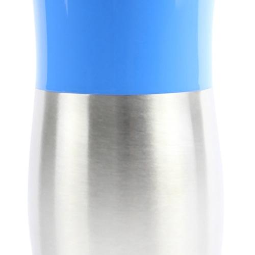 450ML Curve Steel Bottom Travel Mug
