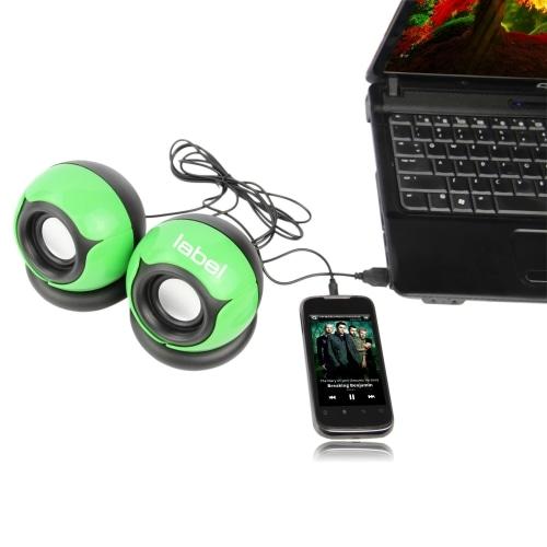Fancy Flower USB Speakers