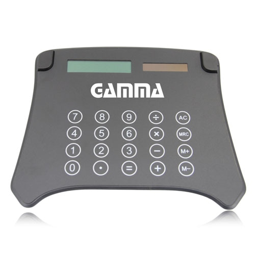 Dual Power Mousepad Calculator