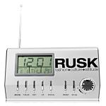 Prime Digital Time Radio