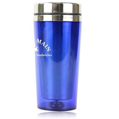 400ML Sportster Travel Mug Image 1