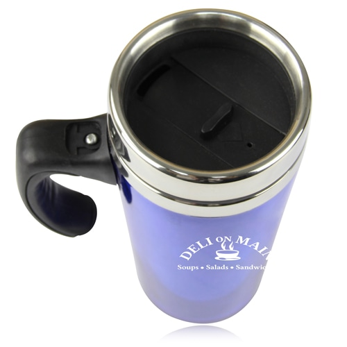 400ML Sportster Travel Mug Image 2