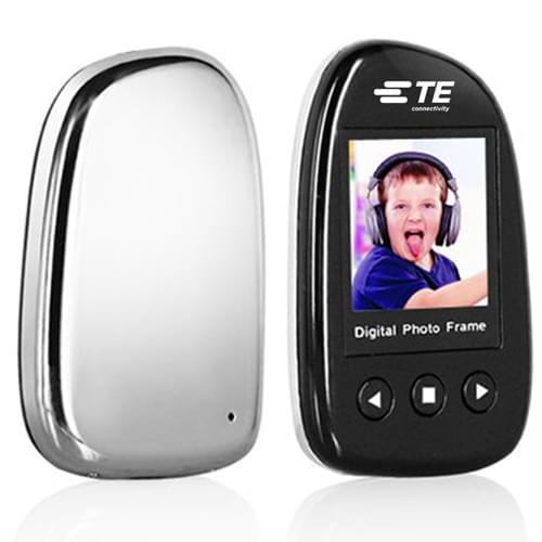 Portable Mini Digital Photo Frame Keychain