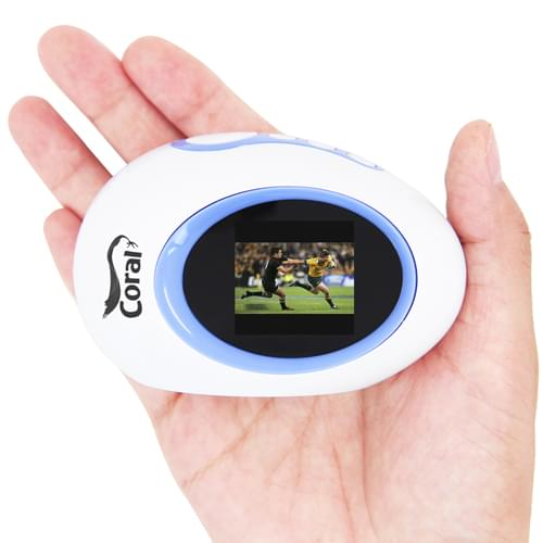 Egg Shaped Digital Photo Frame