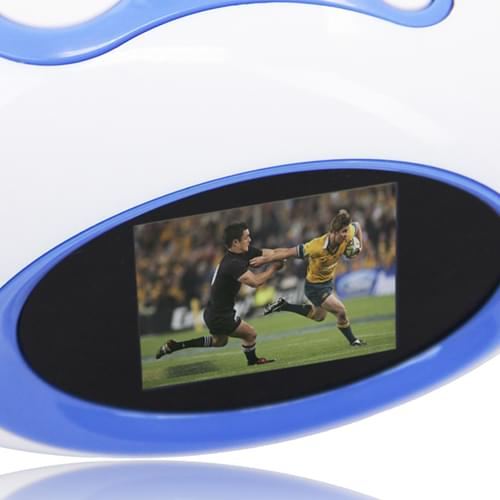 Egg Shaped Digital Photo Frame Image 4