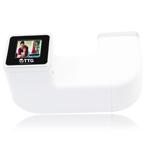 Radio Digital Photo Frame With Pen Holder Image 2