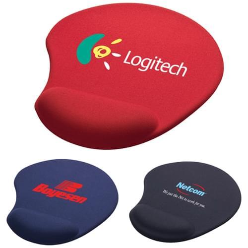 Comfy Wrist Rest Mousepad