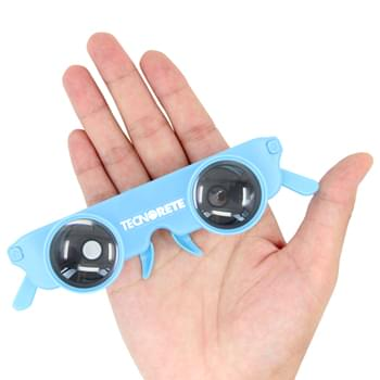 3 In 1 Style Eyeglass Binocular
