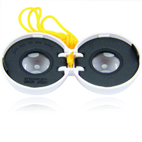 Baseball Shape Binocular With Strap Image 9