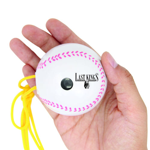 Baseball Shape Binocular With Strap Image 3
