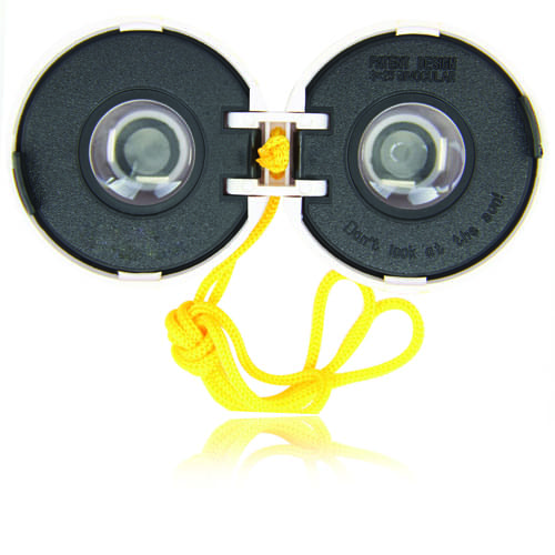 Baseball Shape Binocular With Strap Image 8