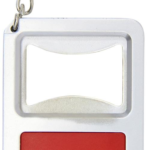 Led Light Bottle Opener Keychain Image 8