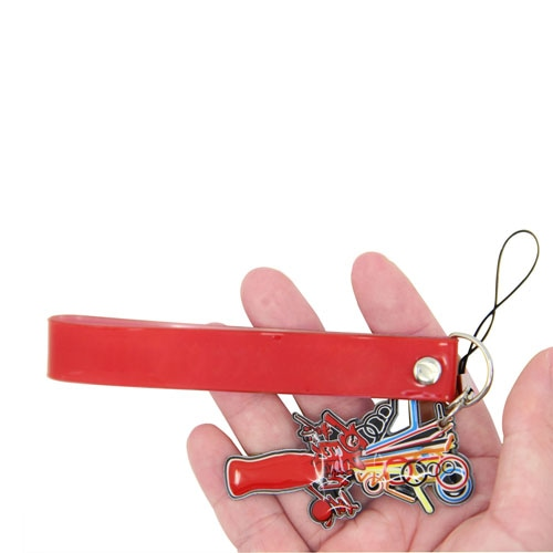 Customized Shape Screen Cleaner Keyring