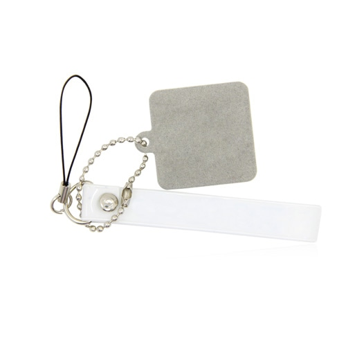 Keychain Wristband Mobile Cleaner