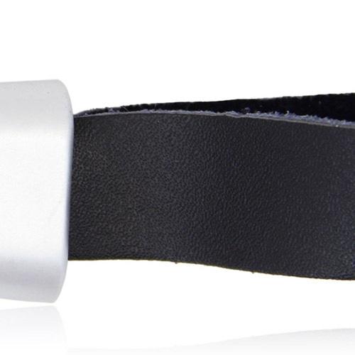 Executive Leather Keychain