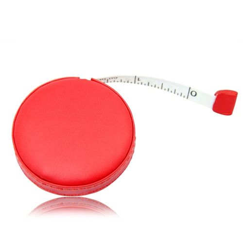 Round Leather Measuring Tape Image 2