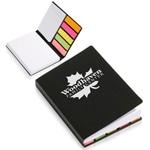 Standard Notebook With Sticky Note