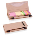 Eco-Friendly  Sticky Note and Flags