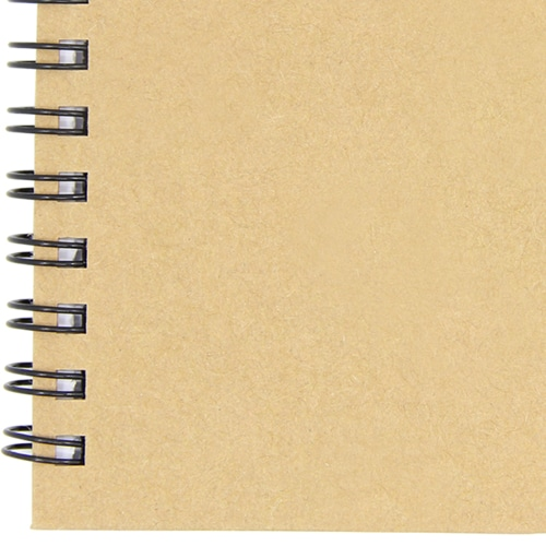 Eco-Friendly Spiral Memo Pad with Pen Image 8