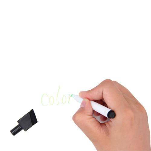 Color Bullet Tip Marker with Eraser