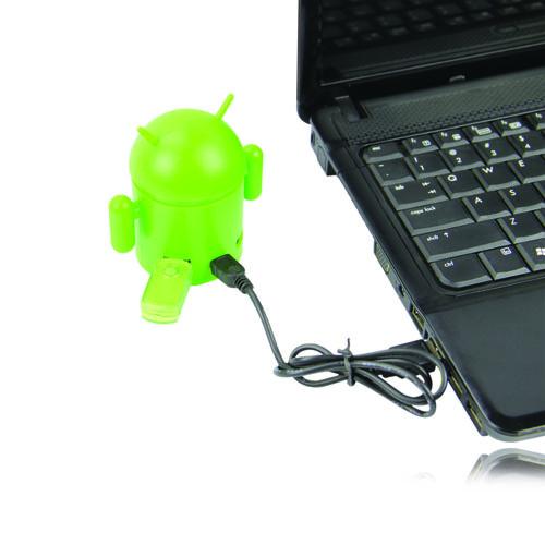Android Robot ShapedUSB Hub