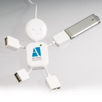 Man Shaped USB Hub
