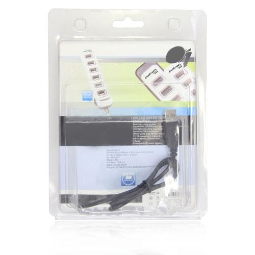 Seven USB Port Hub