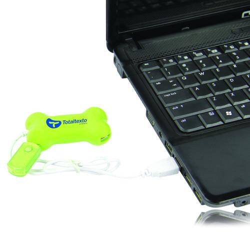 Bone Shaped USB 2.0 Hub