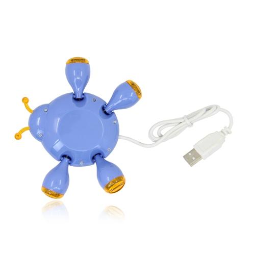 Beetles Shaped Four USB Port Hub