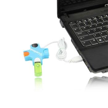 Focal Point 4 Ports USB Hub
