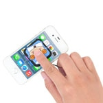 Smooth 3D Mobile Screen Cleaner