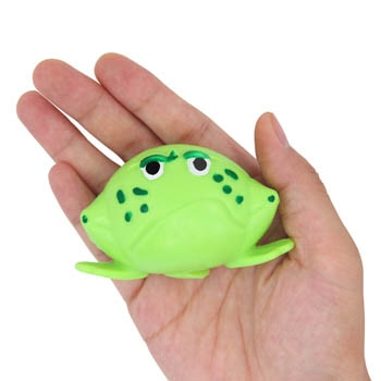 Frog Shaped Smash Water Ball