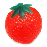 Strawberry Shaped Smash Water Ball