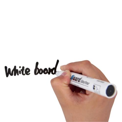 Bullet Point White Board Wet Marker