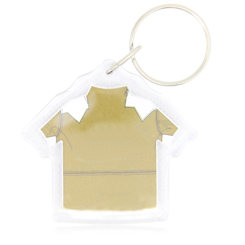 Shirt Shaped Acrylic Key Tag