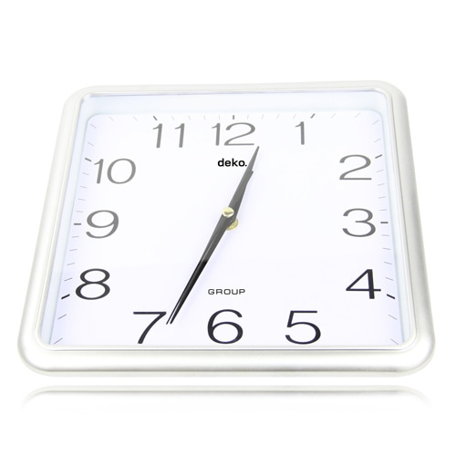 10 Inch Square Wall Clock